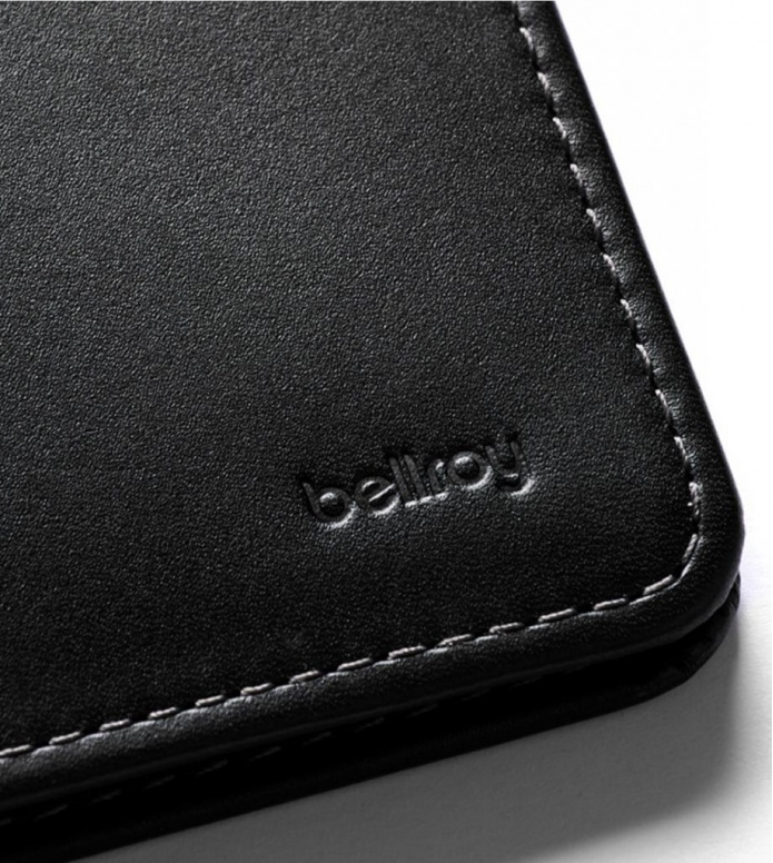 Bellroy Bellroy Wallet The Square black