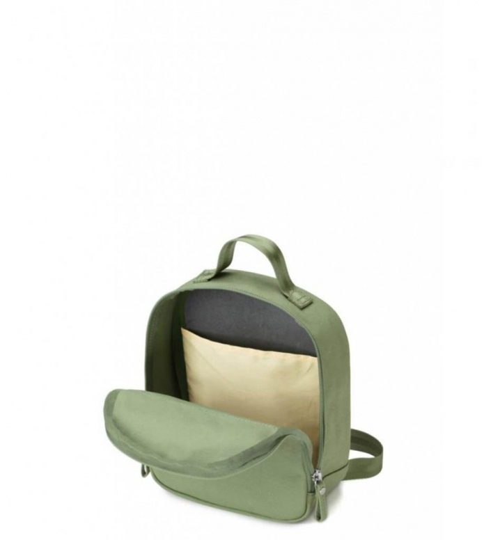 Qwstion Qwstion Backpack Mini Pack organic moss