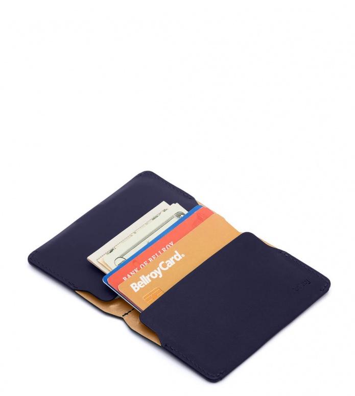 Bellroy Bellroy Card Holder blue navy