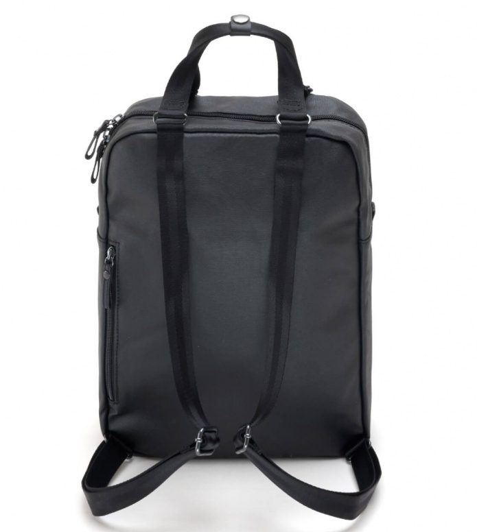 Qwstion Qwstion x Julian Zigerli Backpack Small Pack iridescent black