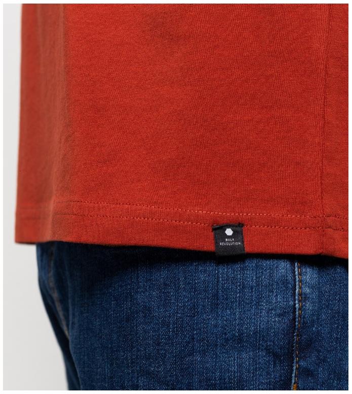 Revolution (RVLT) Revolution T-Shirt 1051 red