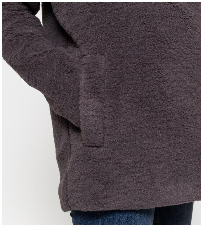 Selfhood Selfhood W Coat 77120 Teddy grey