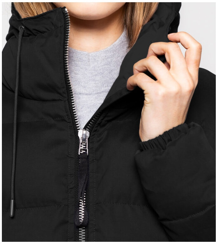Selfhood Selfhood W Winterjacket 77140 Puffer black