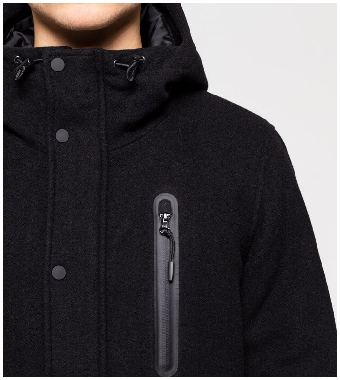 Revolution (RVLT) Revolution Winterjacket 7650 black