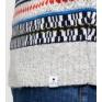 Revolution (RVLT) Revolution Knit Pullover 6510 grey multi