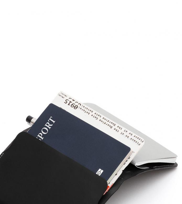 Bellroy Bellroy Notebook Cover Mini black