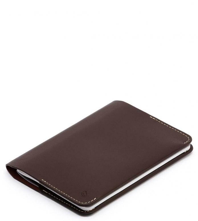 Bellroy Bellroy Notebook Cover Mini brown java