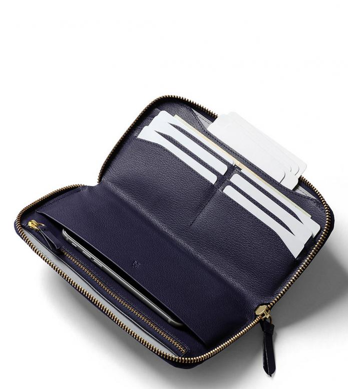 Bellroy Bellroy Wallet Folio blue navy