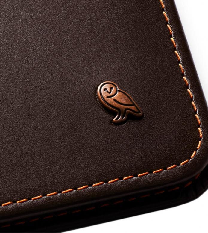 Bellroy Bellroy Wallet Hide & Seek RFID brown java