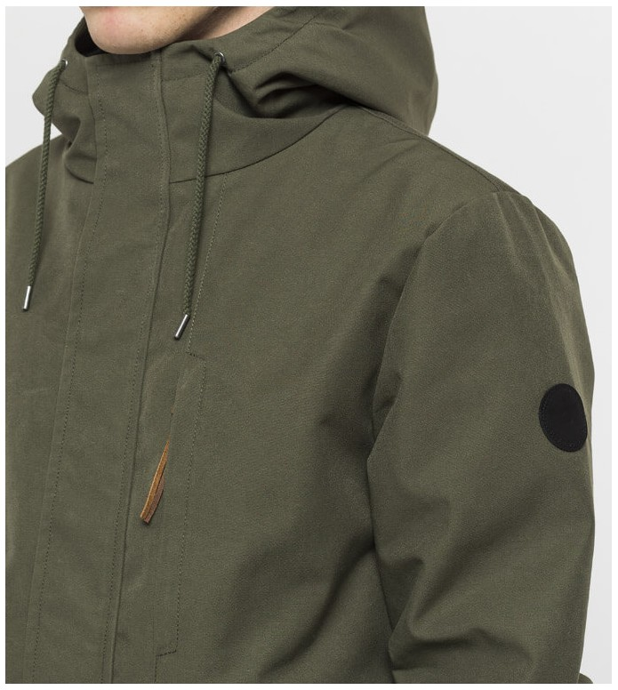 Revolution (RVLT) Revolution Winterjacket 7583 green army