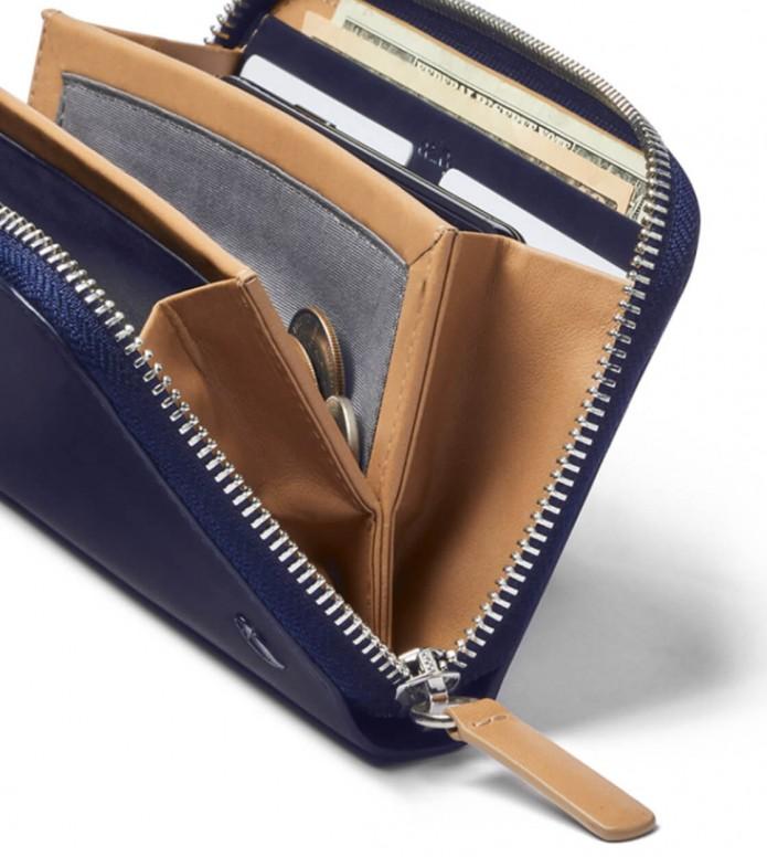 Bellroy Bellroy Wallet Folio II blue navy