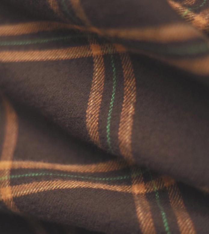 Portuguese Flannel Portuguese Flannel Shirt Night multi brown