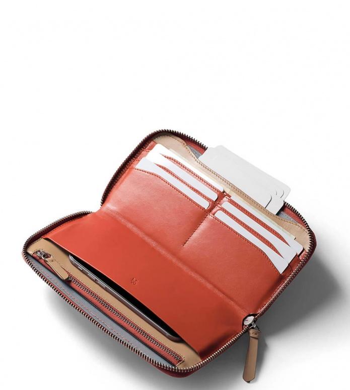 Bellroy Bellroy Wallet Folio red tangelo