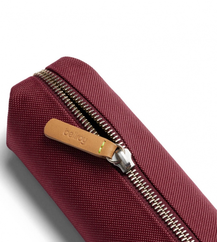Bellroy Bellroy Pencil Case red neon cabernet