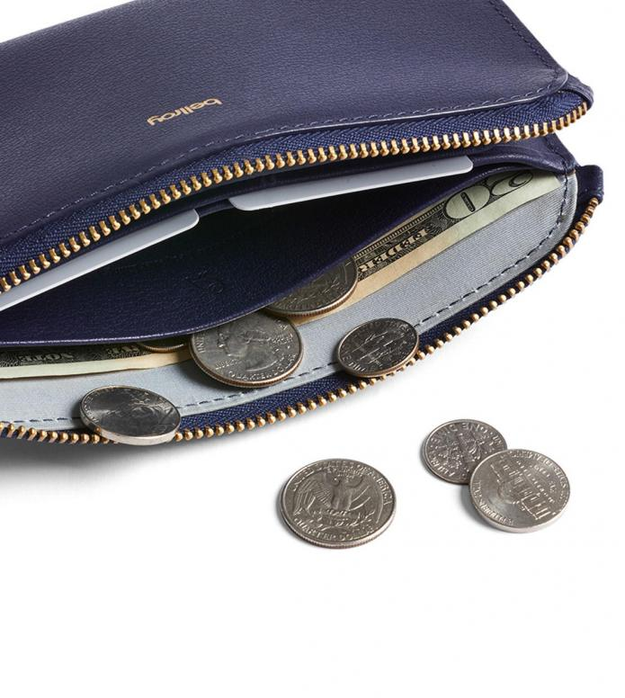 Bellroy Bellroy Wallet Pocket blue navy