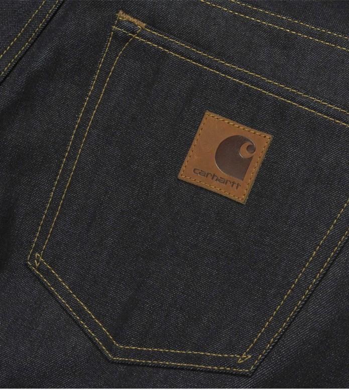 Carhartt WIP Carhartt WIP Jeans Buccaneer Handford blue rinsed