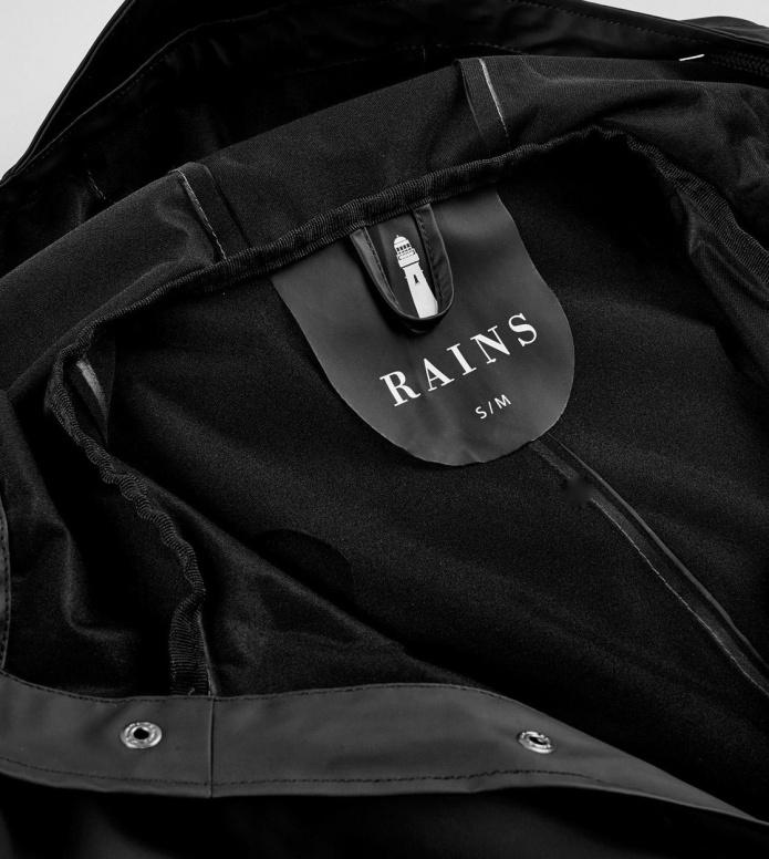 Rains Rains Rainjacket Short black