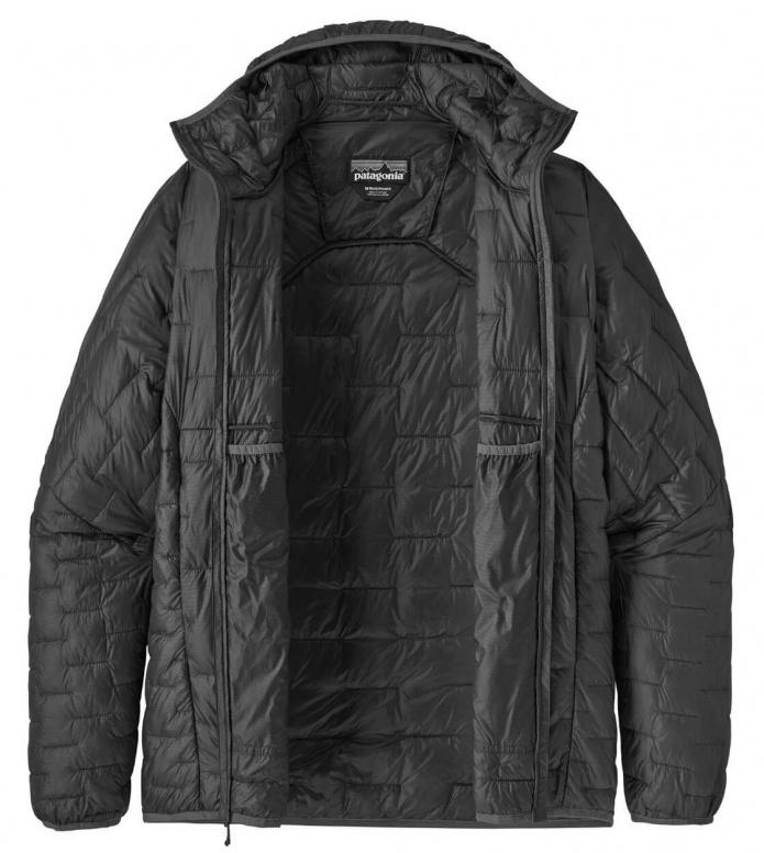 Patagonia Patagonia Jacket Micro Puff Hoody black