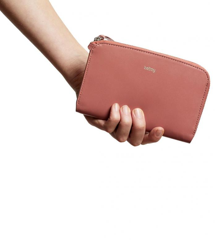 Bellroy Bellroy Wallet Pocket pink deep blush