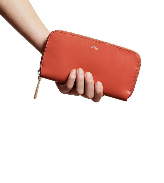 Bellroy Bellroy Wallet Folio red tangelo