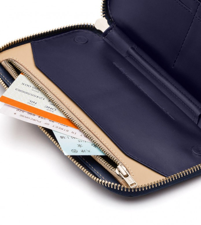 Bellroy Bellroy Wallet Carry Out blue navy