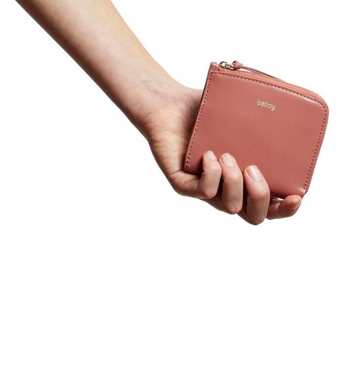 Bellroy Bellroy Wallet Pocket Mini pink deep blush