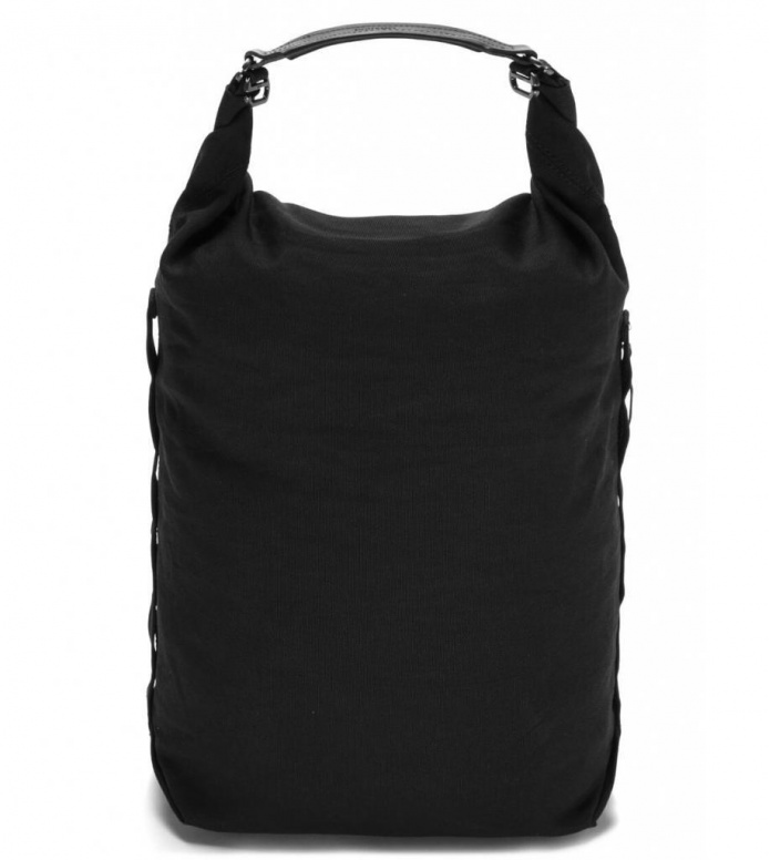 Qwstion Qwstion Bananatex Backpack Roll Pack all black