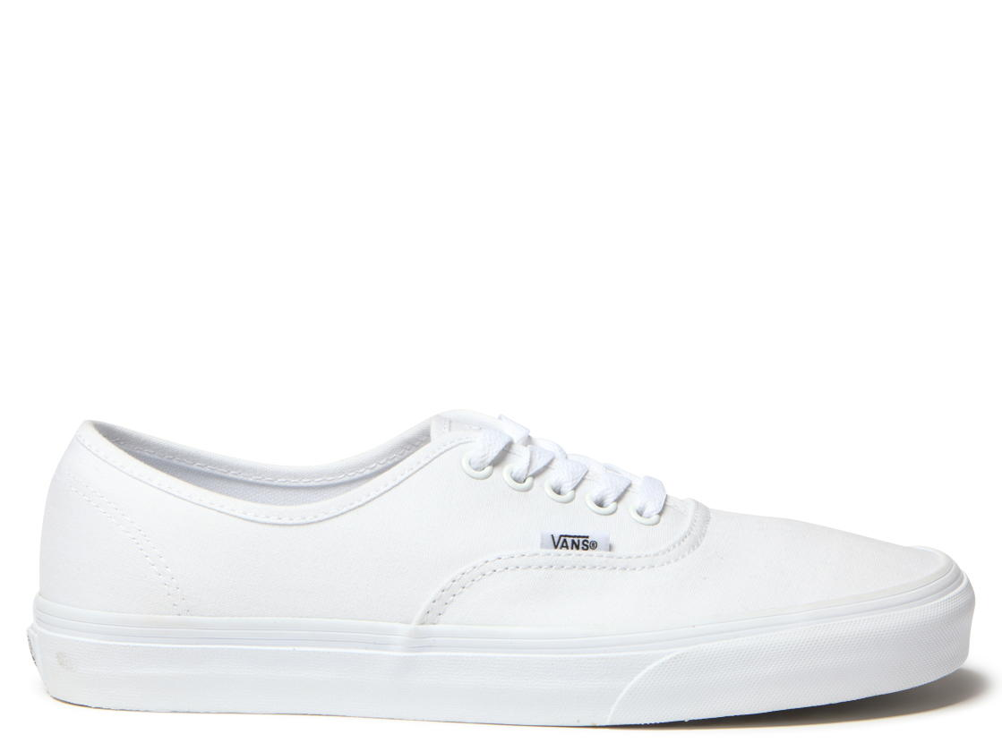Vans Shoes Authentic white true