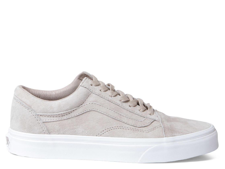 Vans W Shoes Old Skool Suede beige humusblanc de blanc