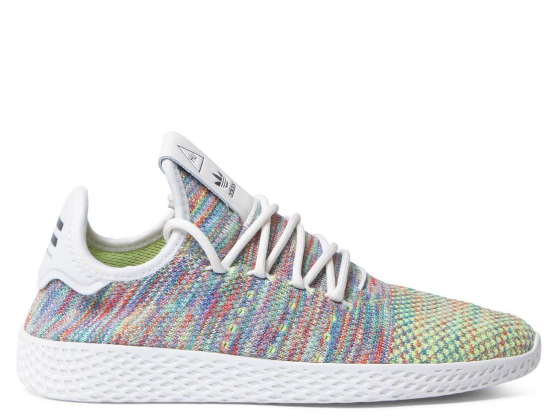 Adidas Shoes PW Tennis HU PK greenmulticolor « adidas