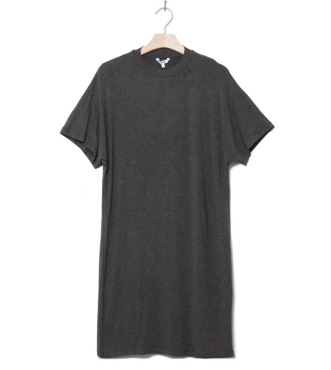 mbym w dress kori grey dark melange « mbym « gratis versand